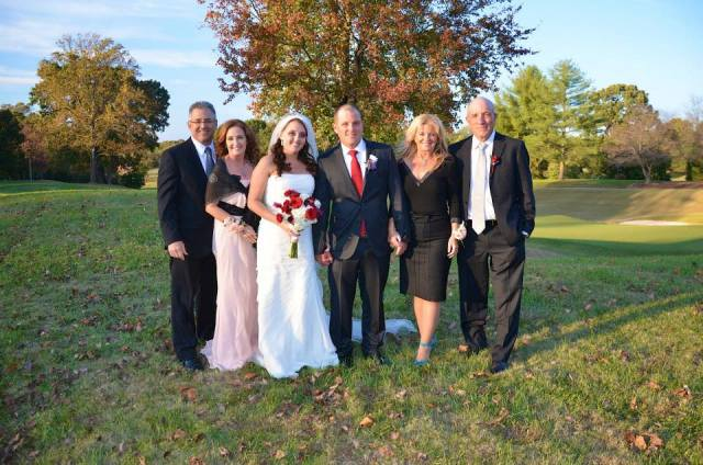 Dana and Osco's Wedding in October of 2013. It was a great weekend getting to know her family!
