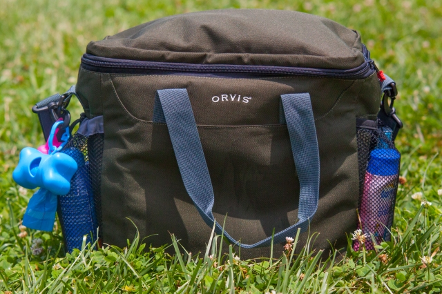 If you are a Mom, or Dad on the go in the great outdoors, do yourself a favor and get this bag as your diaper bag!