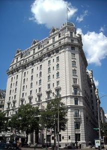 Present day Willard Hotel in Washington D.C. www.wikipedia.com